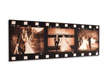 tela personalizzata effetto pellicola