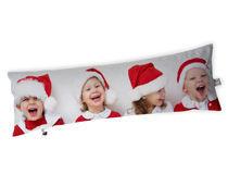 Traversin personnalisé cadeau Noël parents