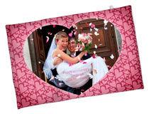 Valentine's Blanket of Love