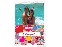 Valentine's Day Calendar Gift