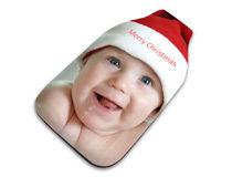 Wärmflasche Baby Weihnachtsmütze Nikolausgeschenke