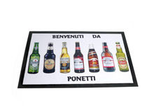 Welcome To 40 Personalised Doormat