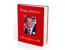 Your Happy 40th Life Book