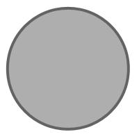 140x140cm round