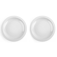 Pack of 2 party plates