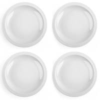 Pack of 4 party plates