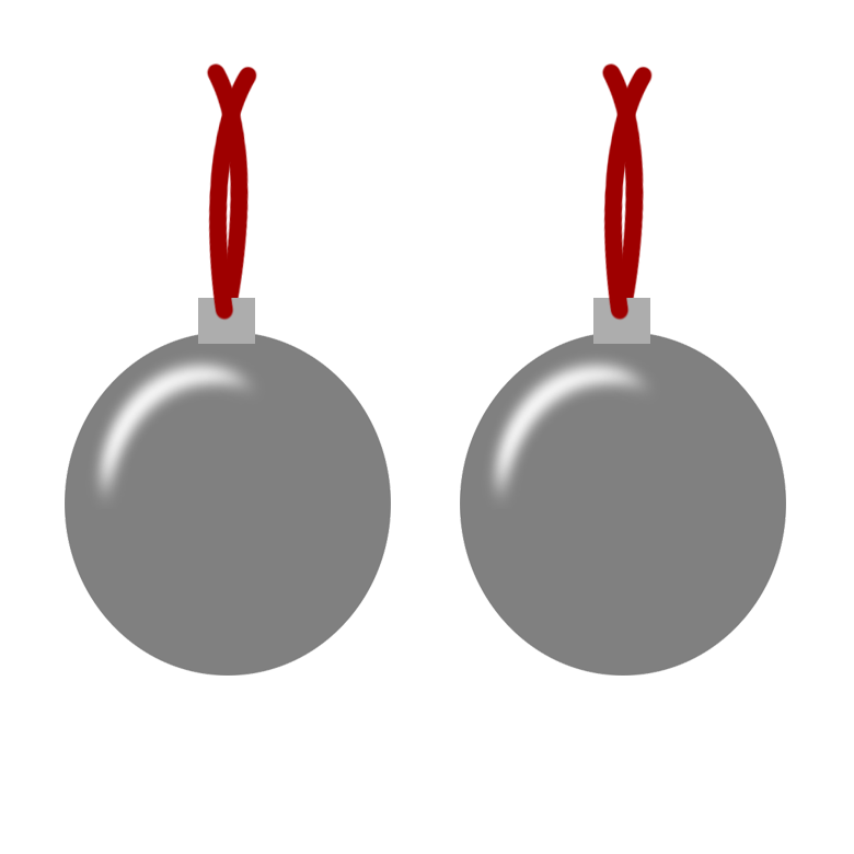 bauble - Two pack
