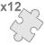 polymer jigsaw A6 size