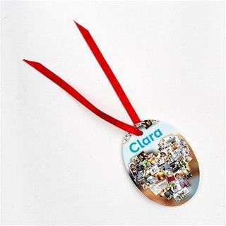 photo christmas ornament