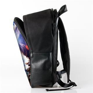 Rucksack mit foto gestalten