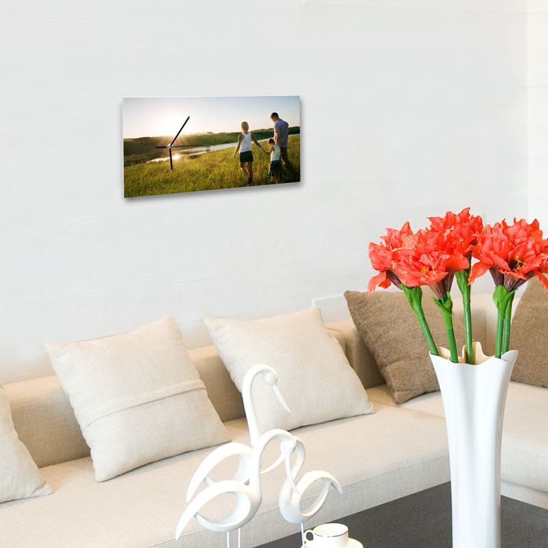 fotouhr gestalten uhr mit fotos selbst gestalten. Black Bedroom Furniture Sets. Home Design Ideas