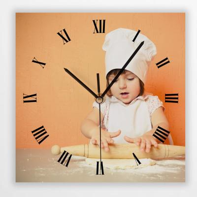 reloj de pared para regalar en bautizos personalizados
