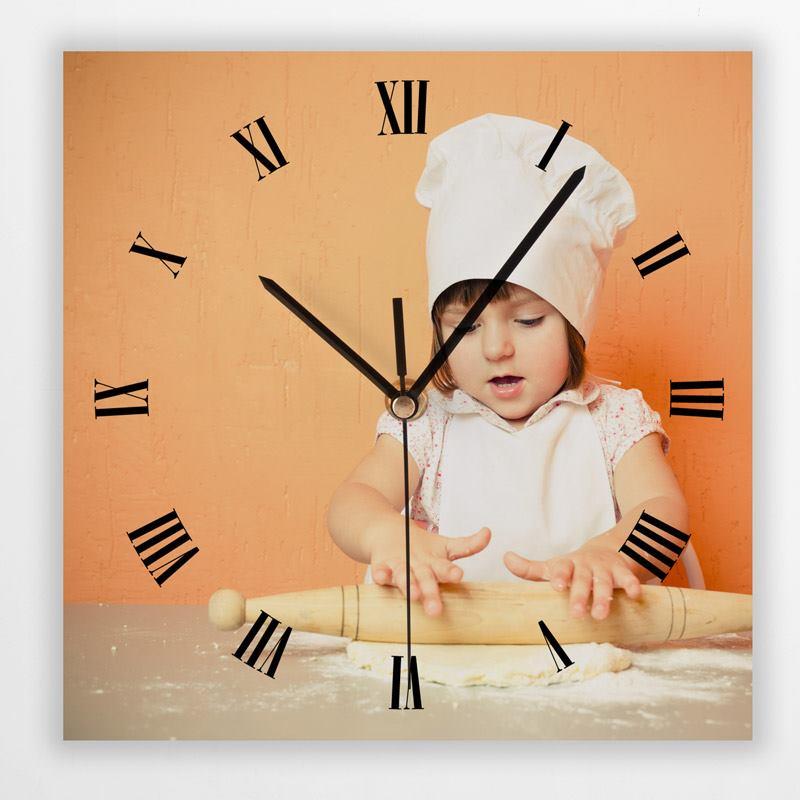 Reloj de Pared Personalizado | Reloj de Pared Con Fotos