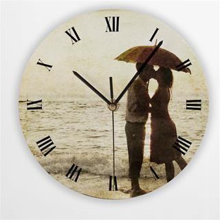 orologi rotondi da parete con foto
