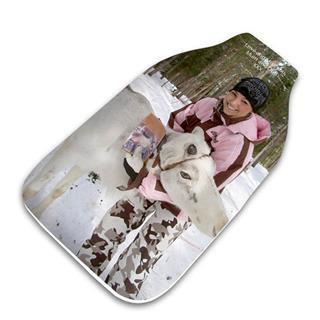 Copri borsa acqua calda personalizzata