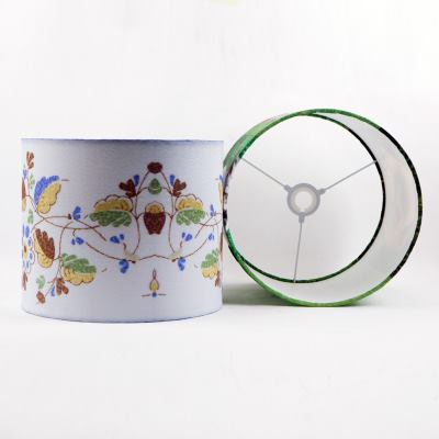 drum lamp shade
