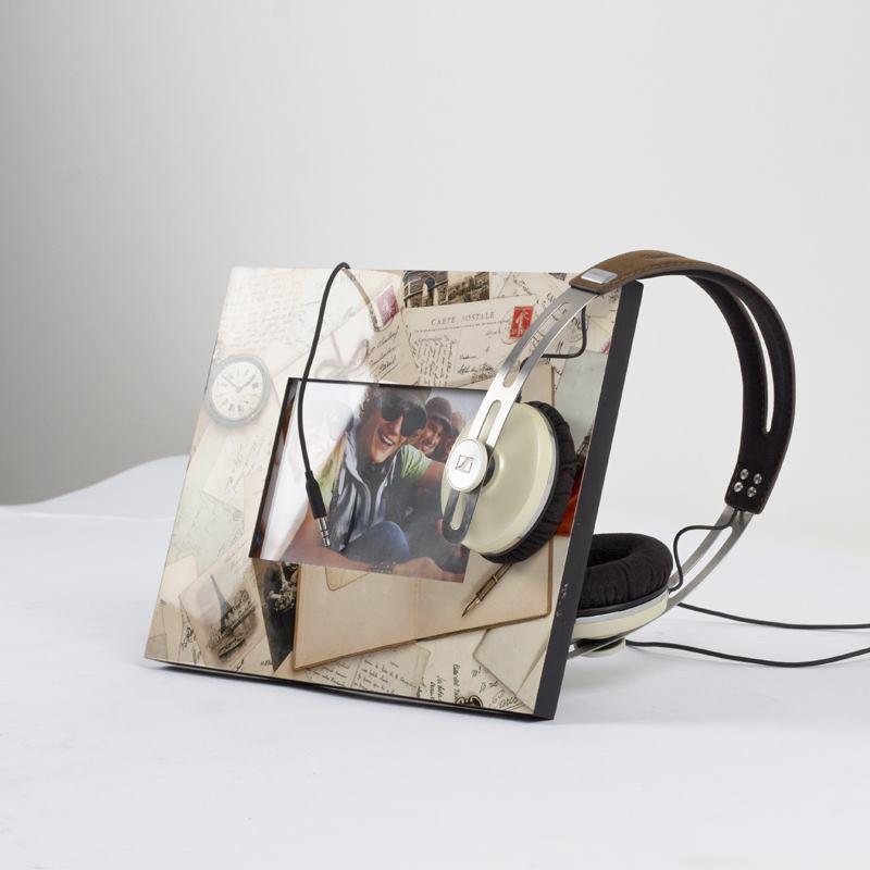 Cornici portafoto personalizzate online aggiungi anche il for Foto cornici online