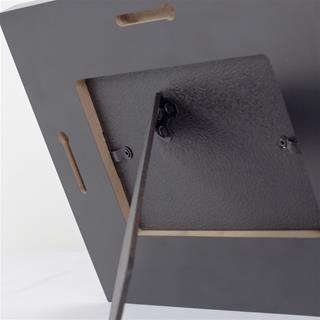 cornice portafoto personalizzata in legno