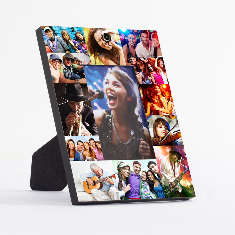 Personalised Collage Photo Frames