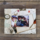 photo frame with photo collage