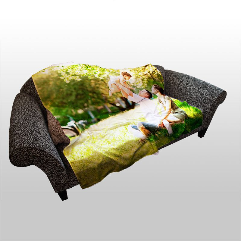 berwurfdecken bedrucken tagesdecke mit fotos. Black Bedroom Furniture Sets. Home Design Ideas