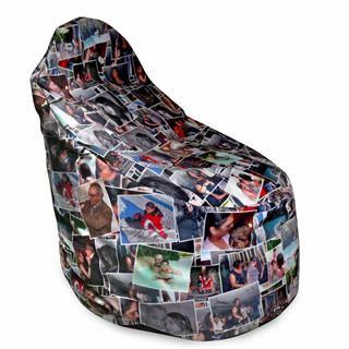 Sitzsack mit Foto