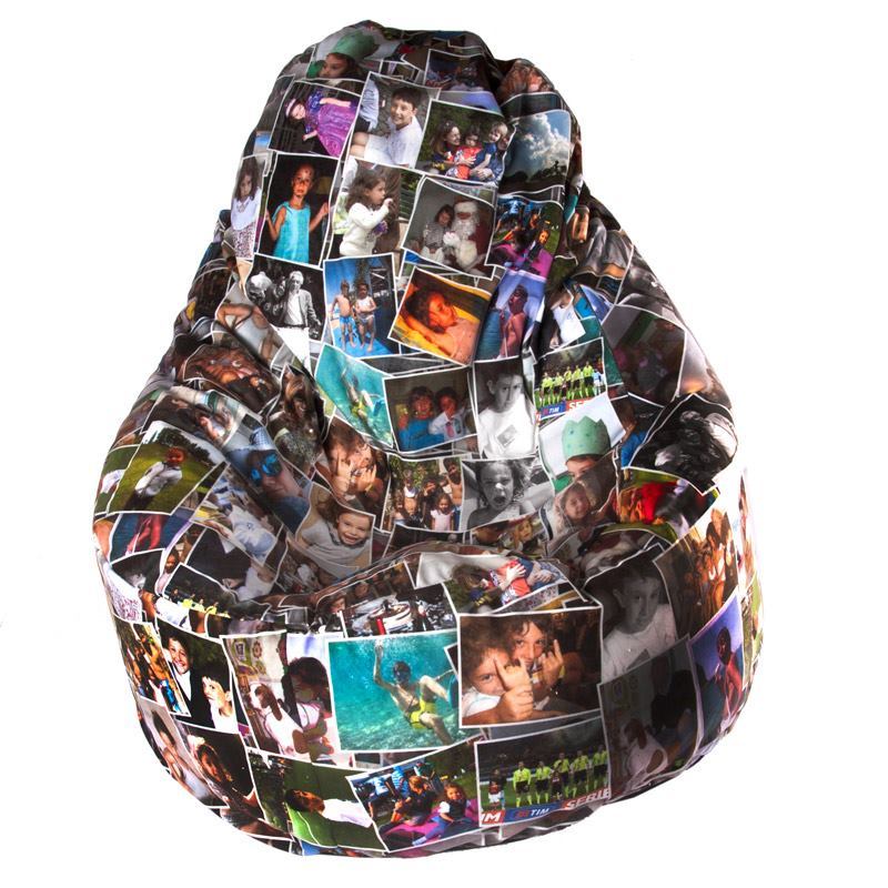 Personalised Bean Bags With Photos Design Your Own Bean