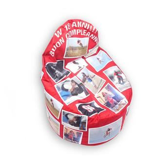 printed bean bags UK