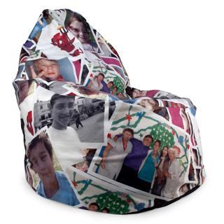 custom made bean bags with photos