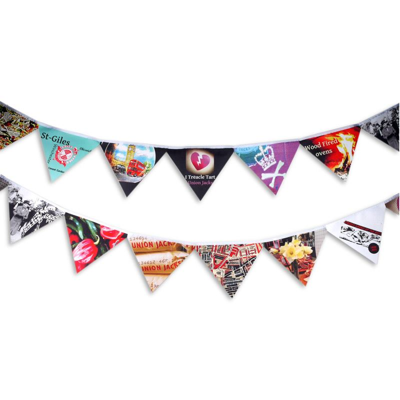 Custom Pennants amp Bunting Flags For Personalized
