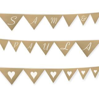 photo party bunting