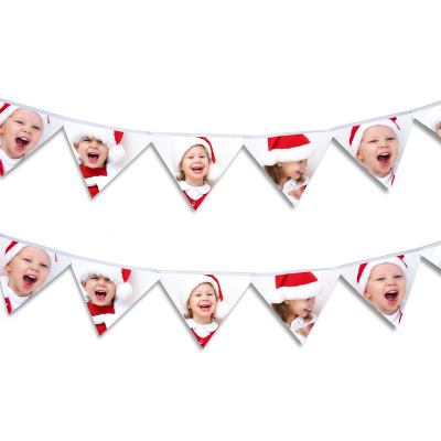 Personalised Christmas Bunting