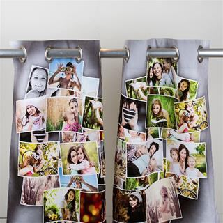 Personalized Printed Curtains