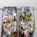 rideaux personnalisés montage photo