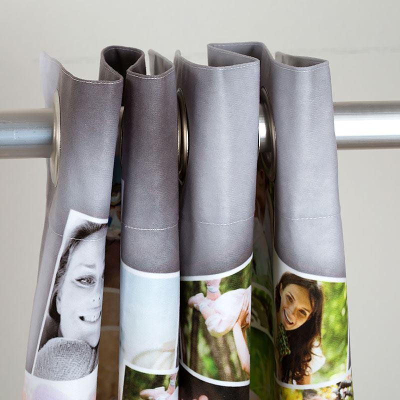 foto vorhang bedrucken lassen vorhang selber gestalten. Black Bedroom Furniture Sets. Home Design Ideas