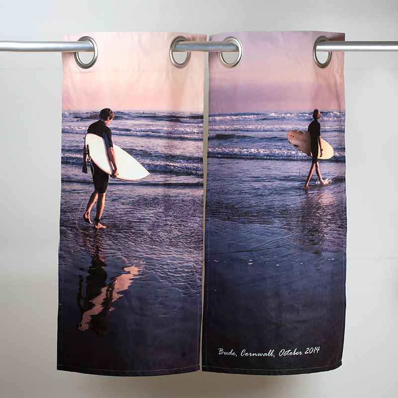 Custom Blackout Curtains Printed Made To Measure