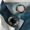 金属製 アイレット付き デザイン カーテン