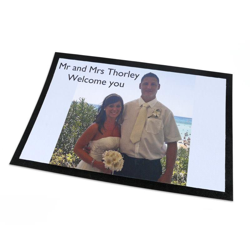 paillasson personnalis vos photos sur un tapis d 39 entr e personnalis. Black Bedroom Furniture Sets. Home Design Ideas