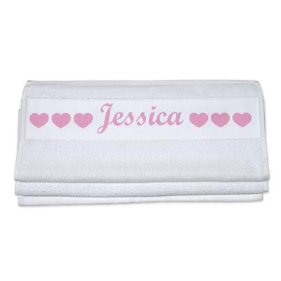 toalla con nombre
