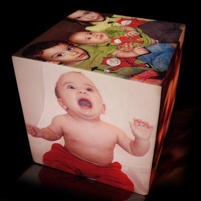 Photo Light cube