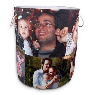 personalised design laundry basket