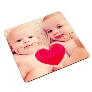 puzzle personalizzati per bambini cuore