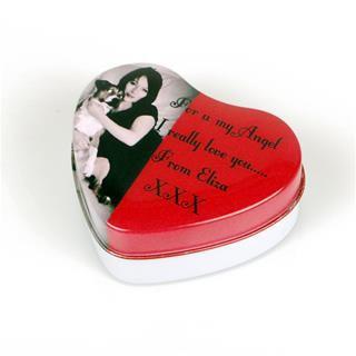 heart favour mini boxes