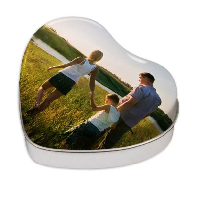 Love Heart Tin