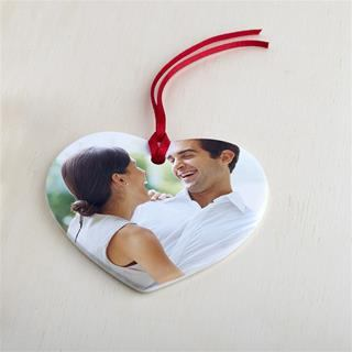 Valentines Photo Ornament