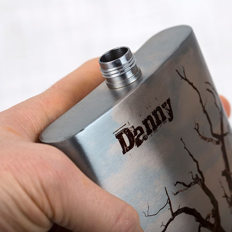how to use hip flask