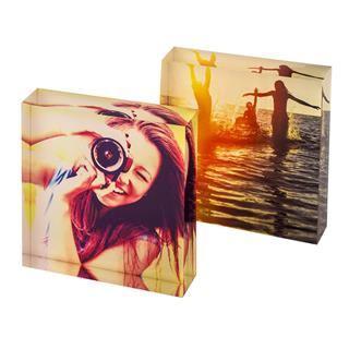 instagram acrylic photo blocks