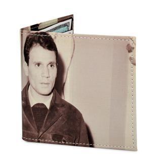 Personalised mans wallet