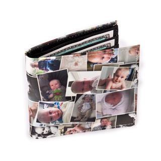 stampa foto su  portafoglio personalizzato