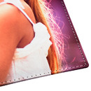 cartera de piel original personalizada